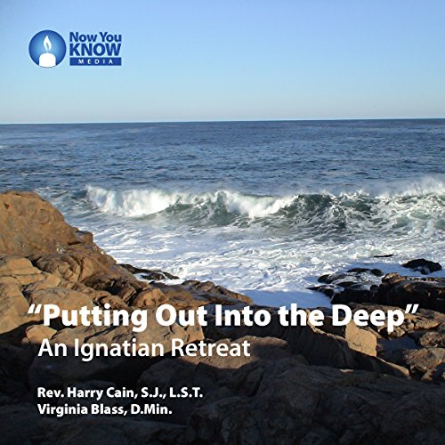 """""""Putting Out into the Deep"""" audiobook cover art"""