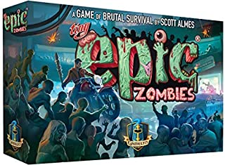 Tiny Epic Zombies a Strategy Board Game for Adults, Teens, and Family [並行輸入品]