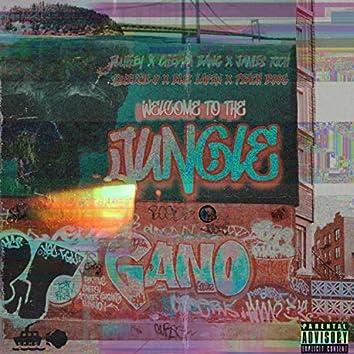 Jungle (feat. Chedda Bang, James Rich, Squeegie O, Bliz Laden & Peach Boog)