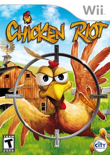 Chicken Riot / Game