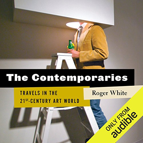 The Contemporaries audiobook cover art