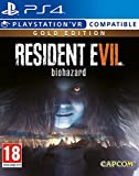Resident evil 7 biohazard gold Playstation 4 Pegi