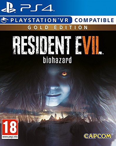 Resident Evil 7 Biohazard Gold (PS4) - PlayStation 4 [Importación francesa]