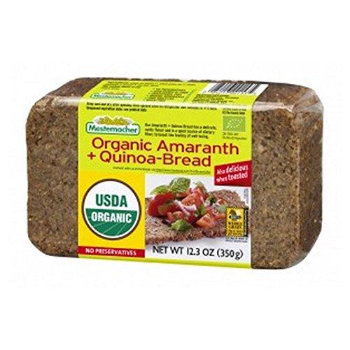 BREAD, OG2, AMARANTH QUINOA , Pack of 9