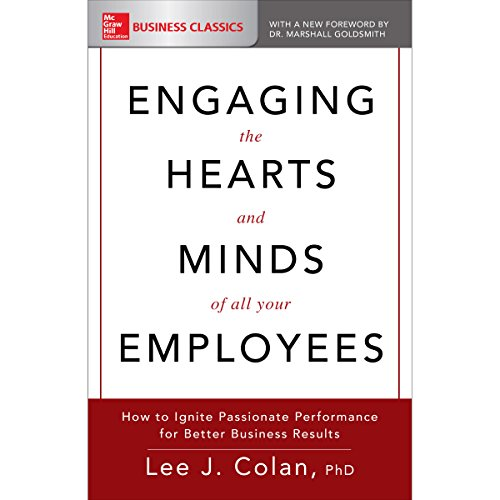 Engaging the Hearts and Minds of All Your Employees audiobook cover art