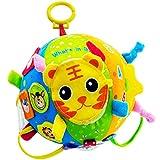 teytoy Giocattoli per bambini a partire da 0 mesi, morbida palla di peluche da appendere, ...