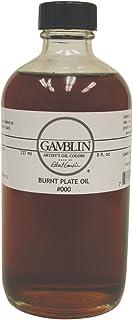 Gamblin Verbrande Plate Olie #000 8 Oz