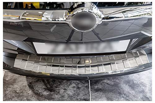 tuning-art 3235 Edelstahl Ladekantenschutz 5 Jahre Garantie Fahrzeugspezifisch