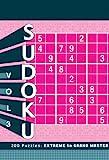 Sudoku 3: Extreme to Grand Master (Chronicle Books Sudoku, Sudoku Spiral Bound, Puzzle Master)