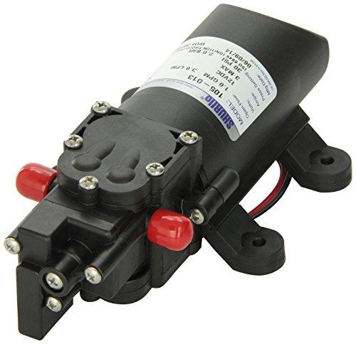 Shurflo 1202.1009 105-013 105 SLV Frischwasserpumpe, 1,0 GPM, 12 VDC