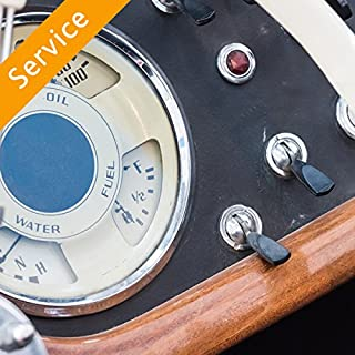 Automotive Toggle Switch Installation