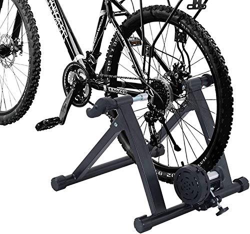 HYL Rodillo Bicicleta,Fluid Bike Trainer Stand Soporte de entrenador de bicicletas, soporte...