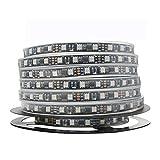 Lámpara Led Con Ws2811 Lámpara Ic Externa A Todo Color Con 12V5050Rgb Lámpara Programable Barra De Luz Flexible Para Exteriores Superbrillante