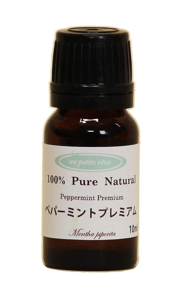 リマーク大胆不敵スラダムペパーミントプレミアム 10ml 100%天然アロマエッセンシャルオイル(精油)