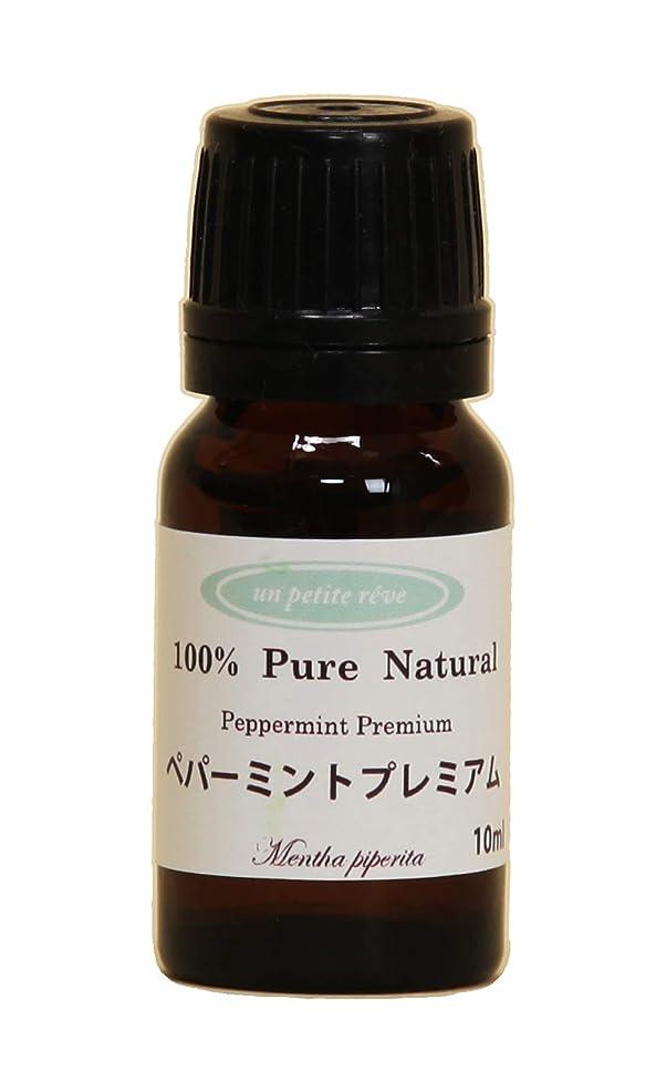 ステッチストラップ謎めいたペパーミントプレミアム 10ml 100%天然アロマエッセンシャルオイル(精油)