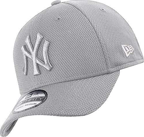 New Era York Yankees 39thirty Adjusable cap MLB Diamond Era Tonal Light Grey - S-M