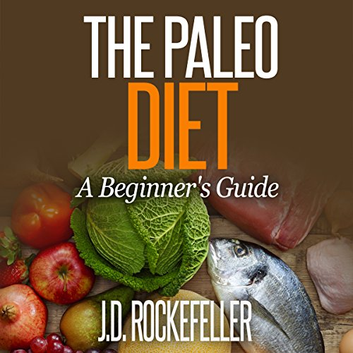 The Paleo Diet audiobook cover art