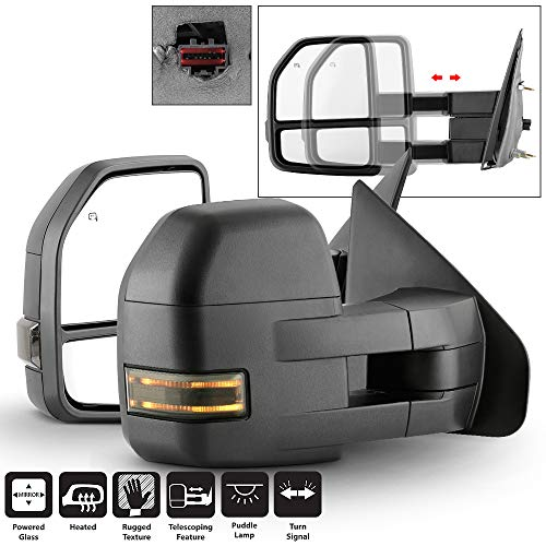 07 f150 tow mirrors - 5