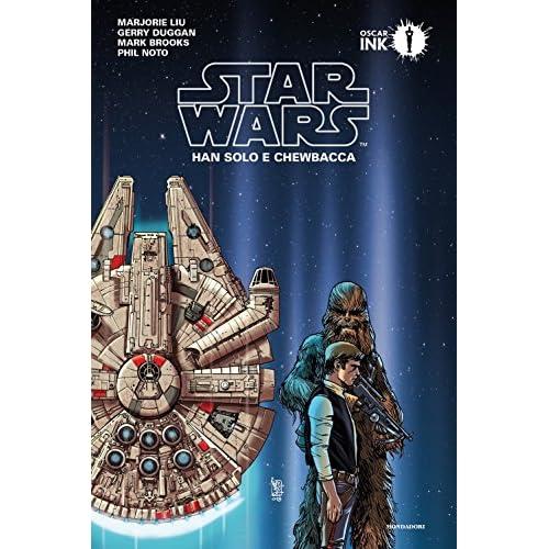 Han Solo e Chewbacca. Star Wars