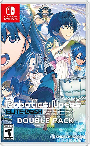 ROBOTICS;NOTES ELITE & DaSH Double Pack (Switch/PS4) $30
