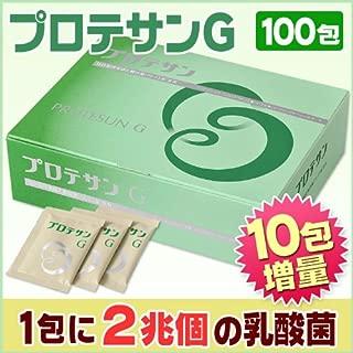 プロテサンG [100包+10包増量] (濃縮乳酸菌 プロテサン)
