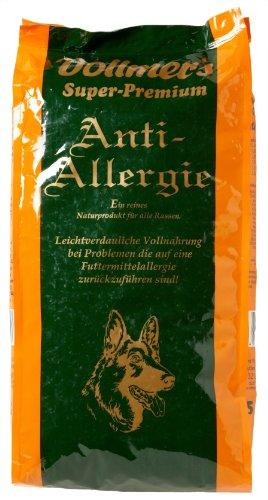 Vollmer\'s 37091 Hundefutter Anti-Allergie 5 kg