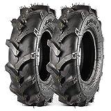 MaxAuto Farm Tractor Tire 6.00-12 Replace Kubota 7100 Series H167,2Pcs