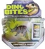 """Dino Bites Styracosaurus - 23 Piece Dinosaur (3"""" long) by Jakks Pacific"""