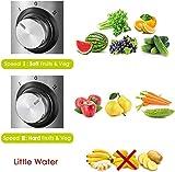 Zoom IMG-2 centrifuga frutta e verdura tibek