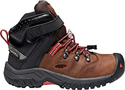 image of girls hiking boots
