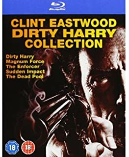 Dirty Harry Collection [Clint Eastwood] [Blu-ray] [2009] [Region Free] (B002MZ1UQE) | Amazon price tracker / tracking, Amazon price history charts, Amazon price watches, Amazon price drop alerts