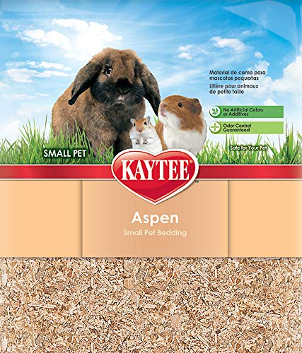 Kaytee Aspen Bedding 8 cubic feet, Multicolor, Model:100032006