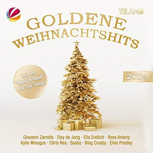 """Goldene Weihnachtshits (exklusiv mit dem All Star Song """"Hand in Hand"""")"""