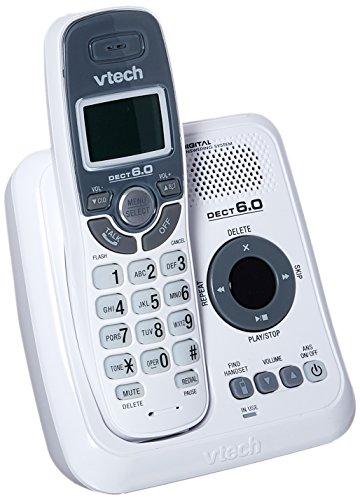 Vtech teléfono inalámbrico con identificador de llamadas