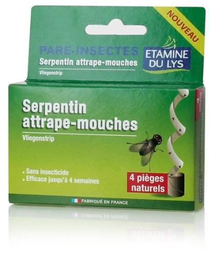 Etamine Du Lys Pareinsectes Serpentins Attrapemouches 4 Unités
