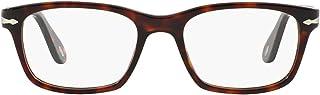 Men's Po3012v Square Prescription Eyeglass Frames