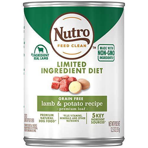 Nutro Loaf Canned Lamb & Potato