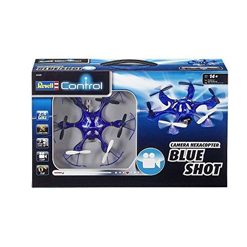 Revell Cam Drohne Control 24989 Blue Shot Hexacopter