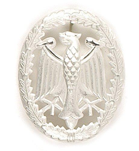 Original Bundeswehr Leistungsabzeichen Anstecknadel Bronze oder Silber Metallabzeichen Barettabzeichen (Leistungsabzeichen)