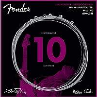 FENDER (フェンダー) エレキギター弦 Jimi Hendrix Voodoo Child Ball End NPS 10-38