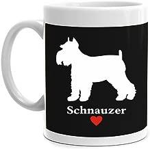 Eddany Schnauzer Love Mug