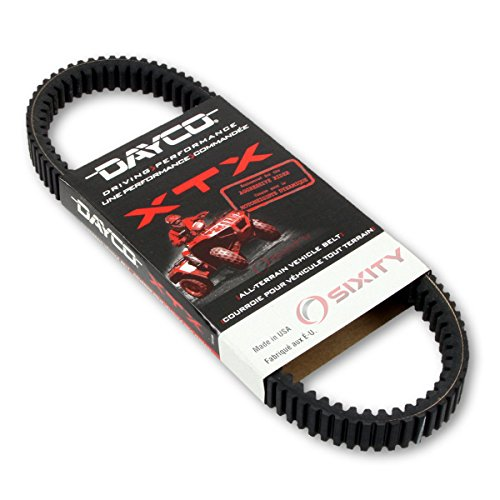 Dayco XTX Drive Belt for 2010-2013 Polaris Ranger RZR 800 - Extreme Torque CVT Transmission Automatic