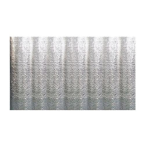 Cubierta de Piscina,Película de Aluminio Foil Impermeable Anti-Sunmurn Aislamiento Térmico Ligera Flexible Falleable Cubierta Protectora Reflectante Barrera Radiante de Calor para Piscina Home Hotel