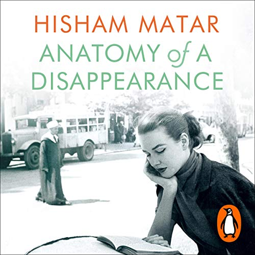 Anatomy of a Disappearance  By  cover art