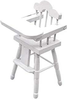 Best vintage wooden doll high chair for sale Reviews
