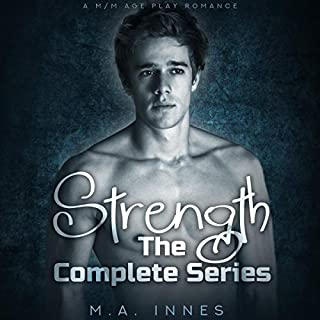 Strength: The Complete Series cover art