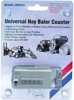 Hay Bale Counter Universal. Fits all Baler Models Farmer Bob's Parts 50023