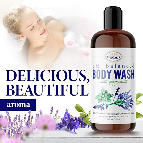 The Crown Choice Body Wash Ingredients