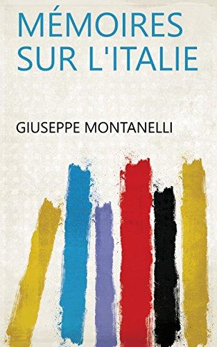 Mémoires sur l'Italie (French Edition)