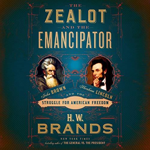 『The Zealot and the Emancipator』のカバーアート